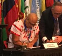 Convenio para promover el derecho al consentimiento libre, previo e informado de los Pueblos Indígenas de América Latina y el Caribe