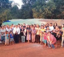Comunidades del Pueblo Ava guaraní Paranaense de Brasil y Paraguay comparten un encuentro de reflexión e intercambio