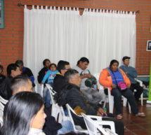 Dirigentes de las 12 organizaciones que conforman la FAPI intercambian realidades y proyectan acciones