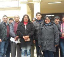 Miembros del CONASAPI y DINASAPI se reúnen con el ministro de Salud