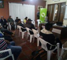 Dirigentes de las organizaciones indígenas de la región oriental participan de talleres de formación