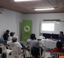 Líderes de organizaciones indígenas del Chaco participaron de jornadas de formación en incidencia y derechos laborales