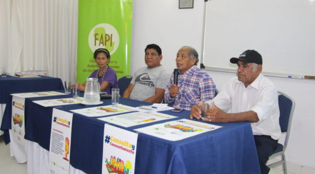 Campaña de Consulta y Consentimiento busca dar seguimiento al decreto 1039/2018