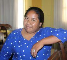 Lideresa de organización miembro de la FAPI fue seleccionada para participar de un diplomado en fortalecimiento del liderazgo indígena
