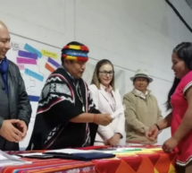 Lideresa de la organización indígena FRICC culminó en Ecuador Diplomado en Liderazgo de las Juventudes Indígenas