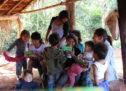 Miembros de tres comunidades Mbya Guaraní de Itapúa inician proyecto de demarcación y saneamiento de sus territorios