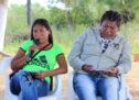 Comunicadores de la Organización del Pueblo Enlhet Norte (OPEN) elaboran contenidos radiales sobre la realidad de sus comunidades