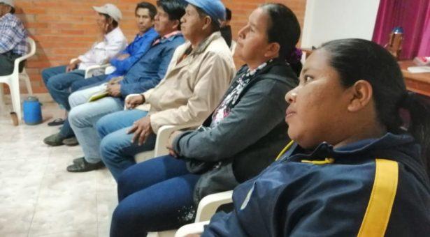 Líderes de organizaciones indígenas del Chaco se reunieron para analizar la situación que viven como defensores del territorio y el ambiente