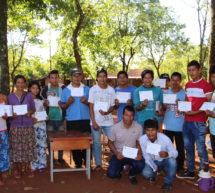 Comunicadores de organizaciones indígenas de Itapúa y Caazapá participaron en taller de producción de contenidos radiales