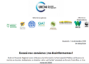Organizaciones ambientales y de Pueblos Indígenas destacan importancia del Acuerdo Escazú y piden a autoridades eclesiales no desinformar